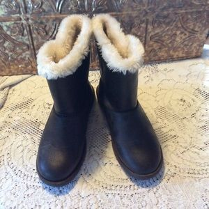 Ladies airwalk winter boots size 7